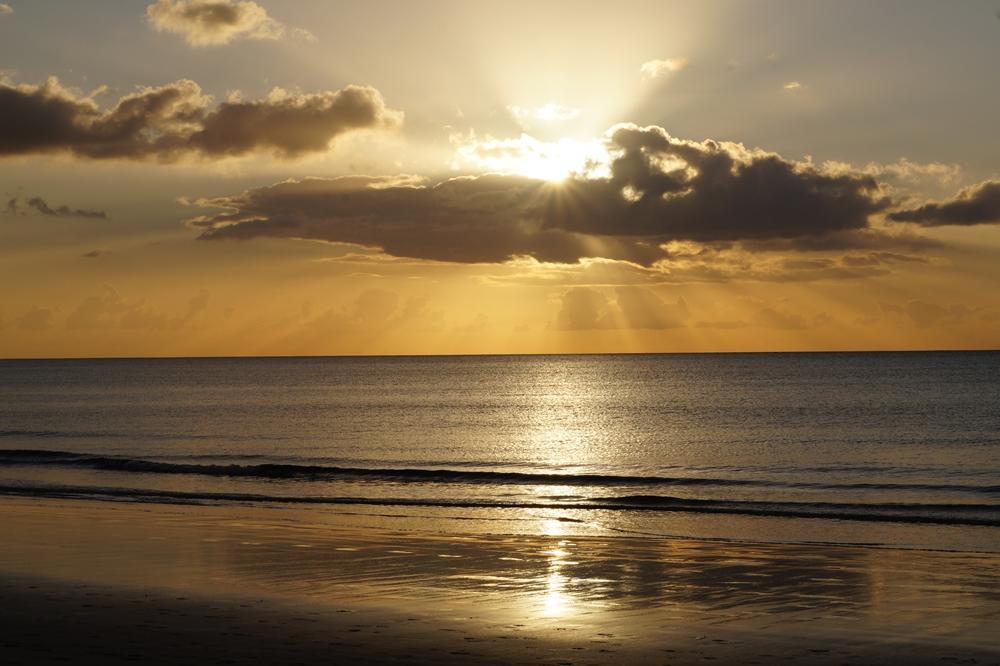 wschód słońca fuertaventura