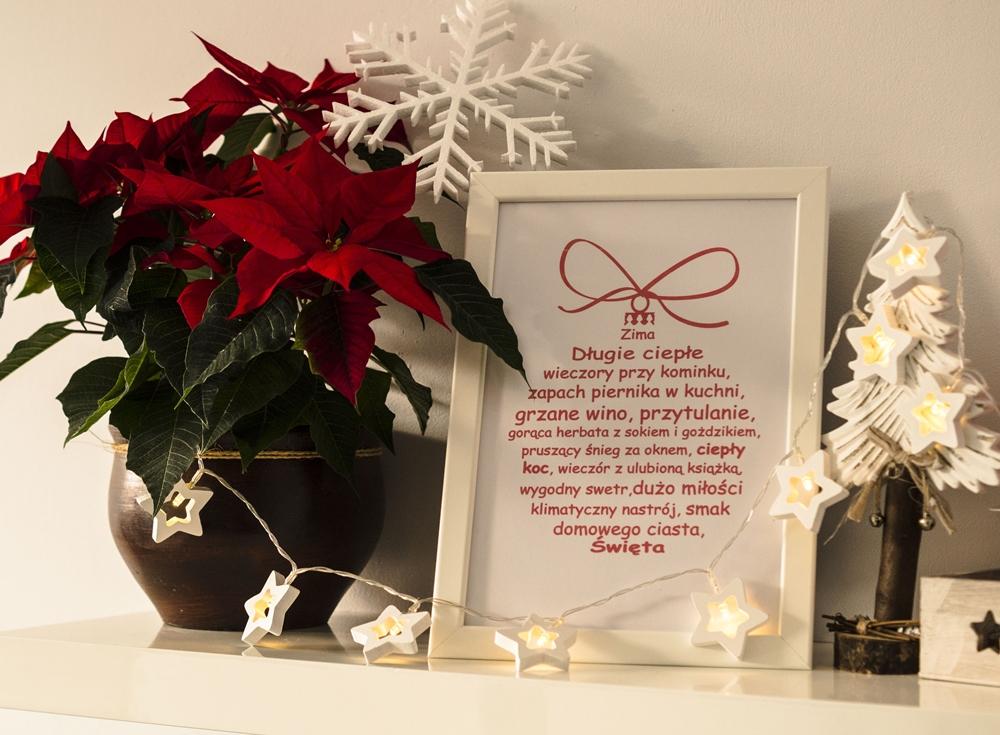 Dekoracja na Święta