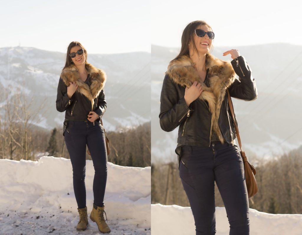 styl casual zima