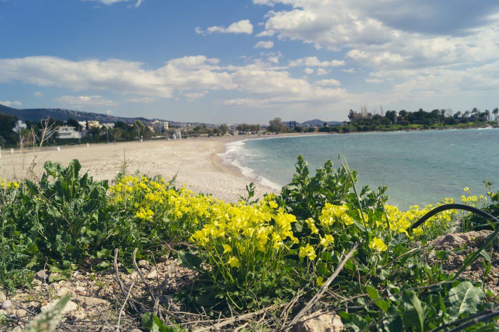 Ateny morze