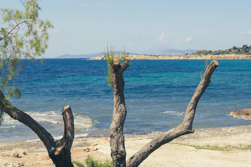 Ateny wybrzeże