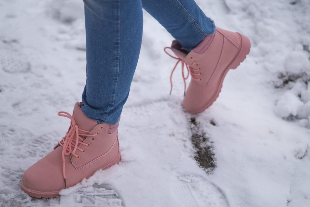 pudrowe śniegowce