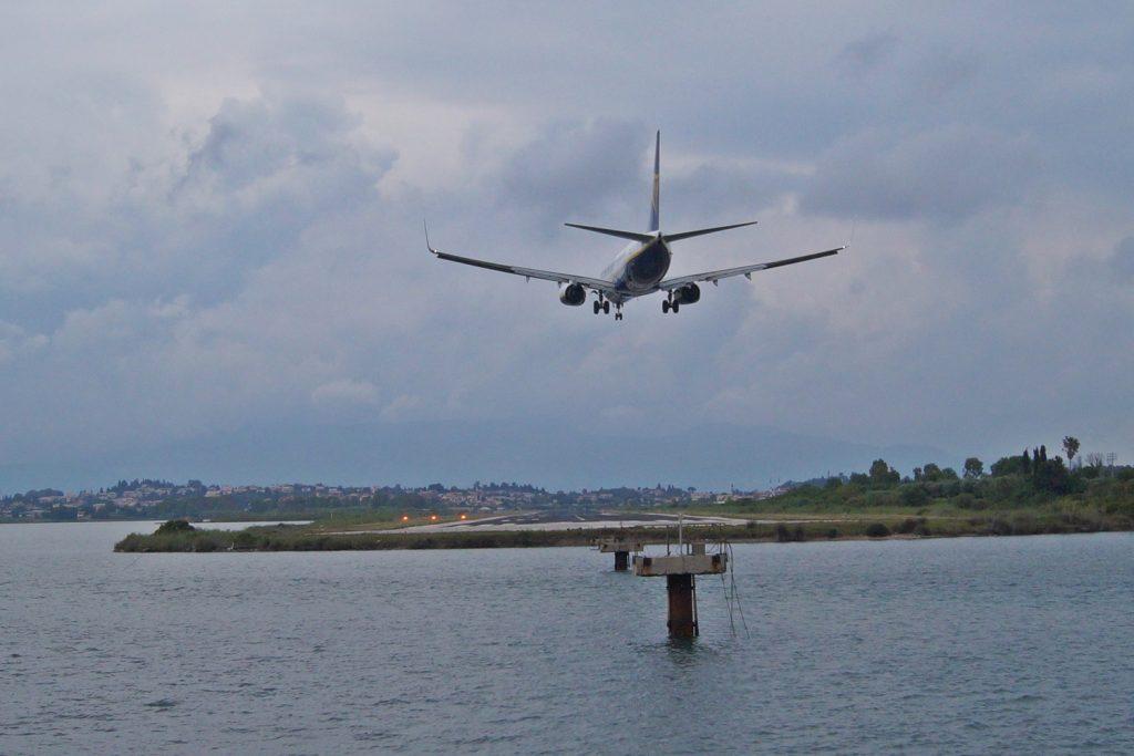 Lotnisko Korfu