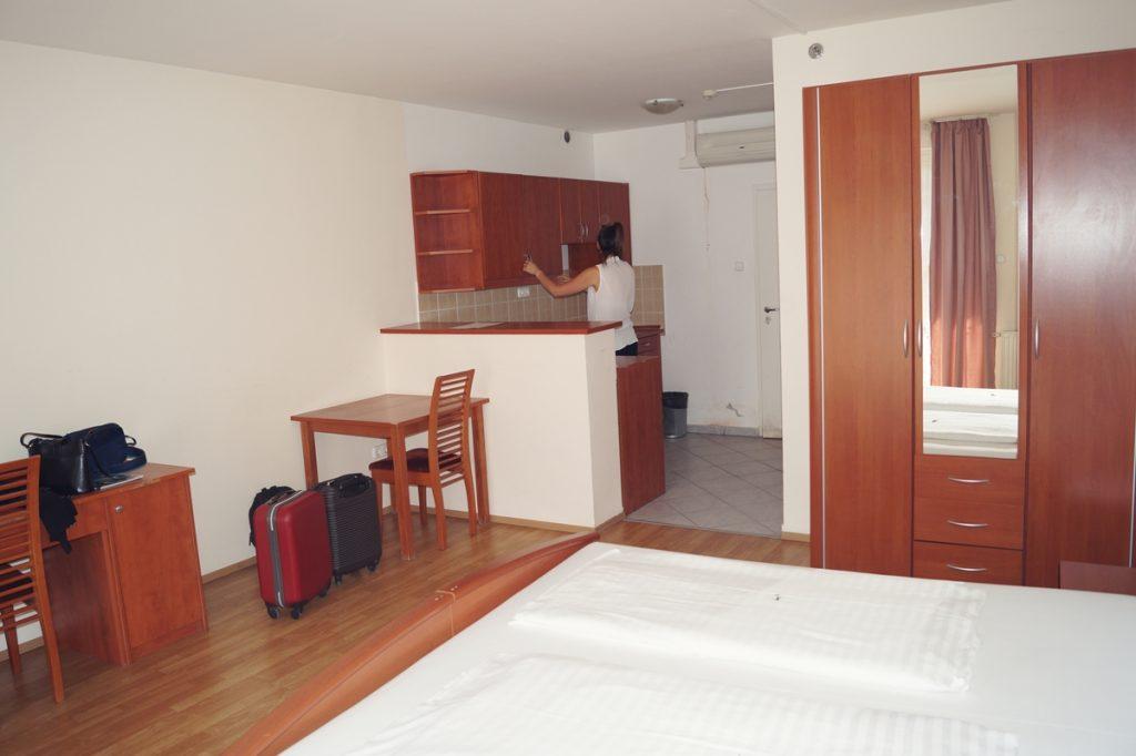 Pokoje Triple M Hotel
