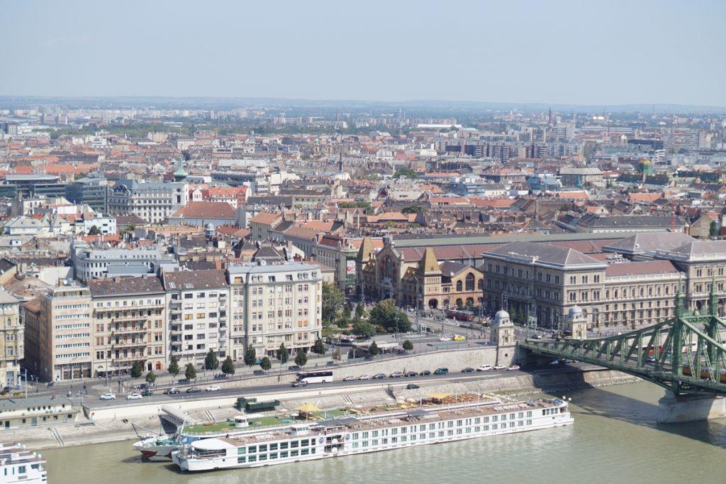 punkty widokowe Budapeszt