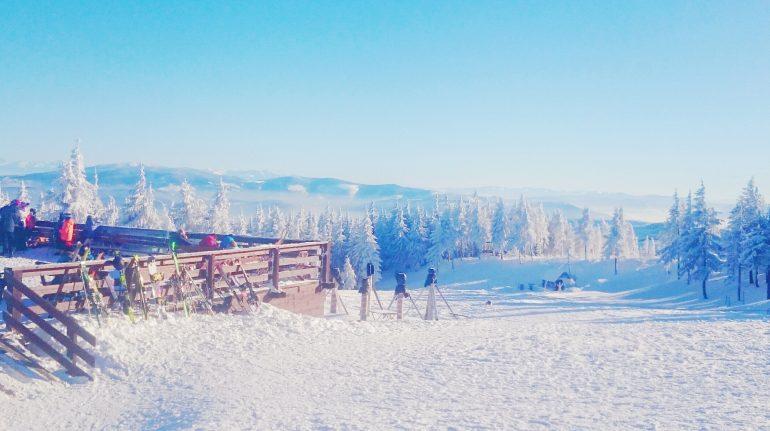 szczyrk zimą